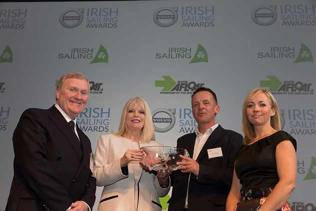 Irish Sailing Awards 2018 Fogerty