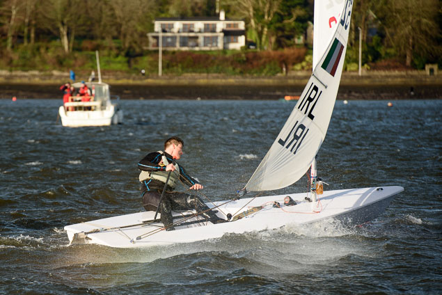 Monksotwn Bay Laser dinghy1