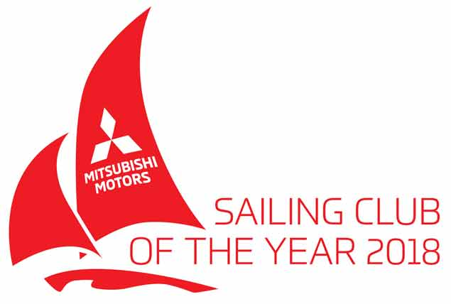 Sailing Club of the Year Logo 2018