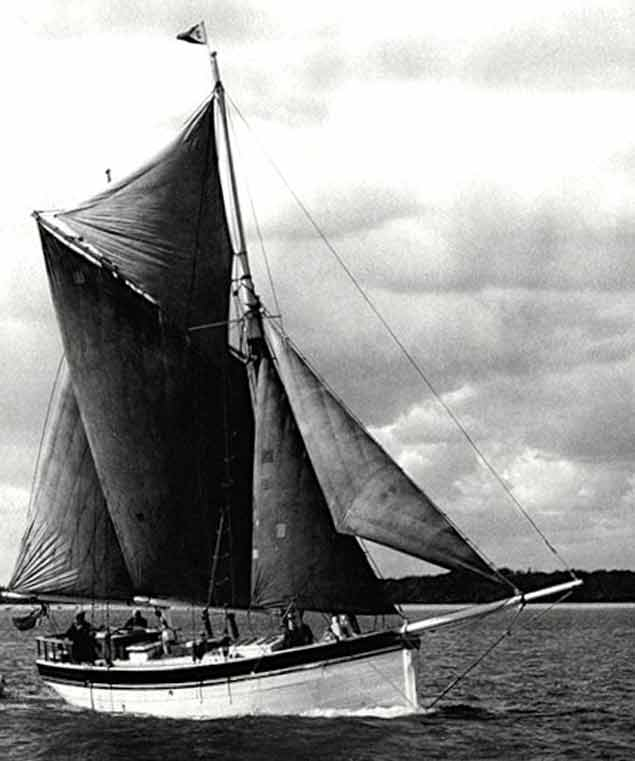 Ireland's Pioneering World-Girdler Saoirse Will Sail Again