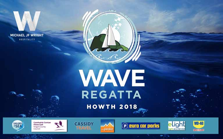 Wave regatta Howth yacht club
