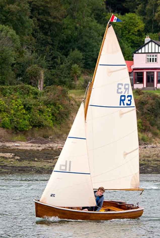 rankin dinghy32