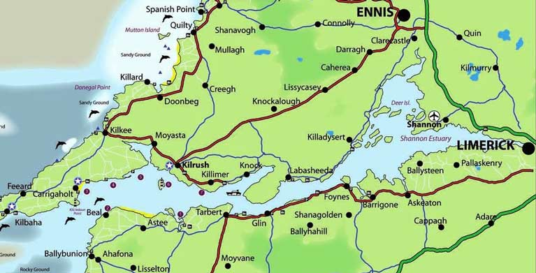 shannon estuary map2