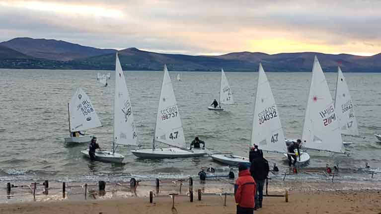 lasers Dinghy tralee