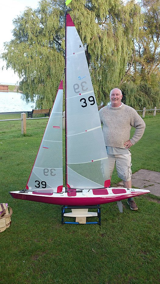 Displaying items by tag: model yacht racing