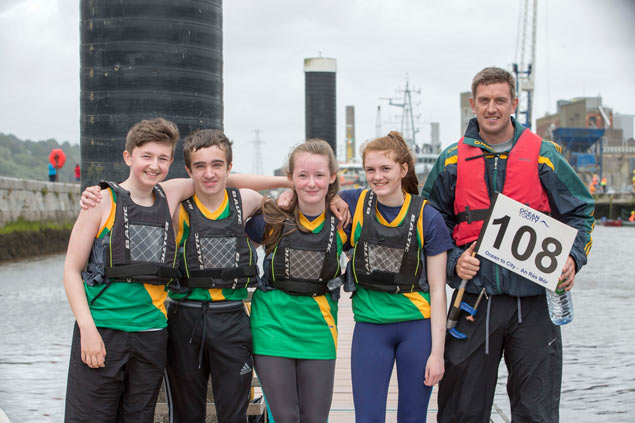 Blackrock Rowing Club Youth Crew