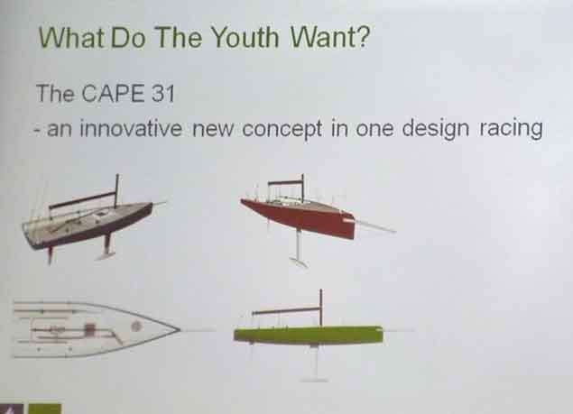 Cape youth keelboat 8