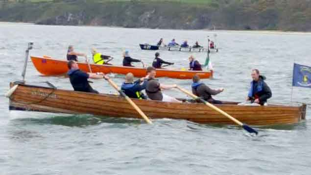 Celtic rowing Challenge