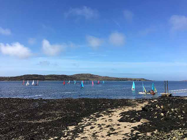 Clifden sailing