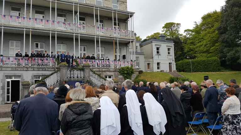 Cobh WWI commemoration