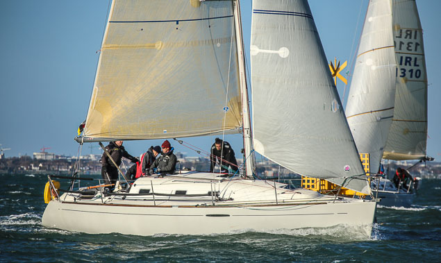 DBSC Turkey shoot sailing 2017 3942