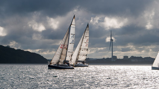 yachting in cork harbour