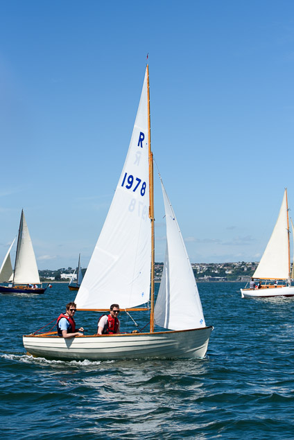 traditional sail festival crosshaven