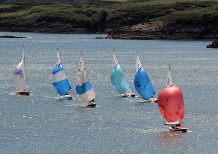 Dragon racing glandore4