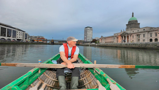 Dublin Currach Regatta
