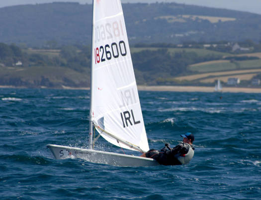 Finn Lynch wins U19 World Laser Standard title