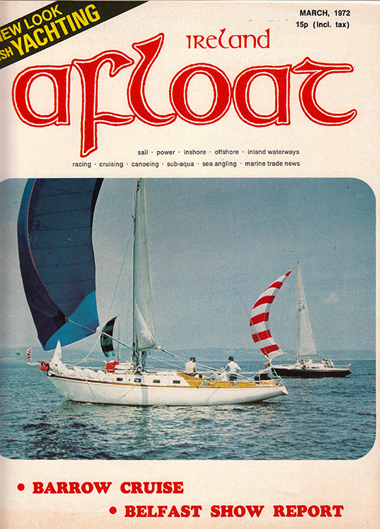 First Edition Afloat March 1972
