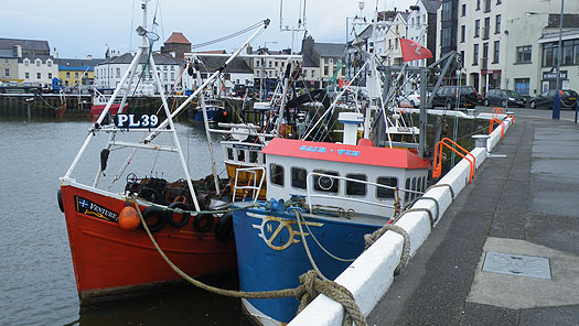 Fishing fleet Ramsey