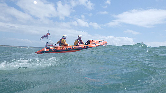 Tramore RNLI D class Isabella Purchase