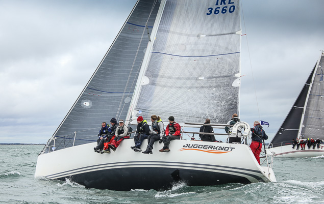 Kelly's Storm Retains Irish J109 Title at the National ...