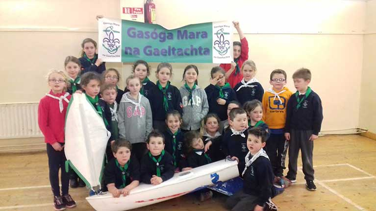 Connemara Sea Scouts