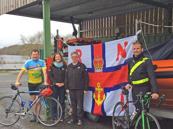 Lap of Lough Ree cycle launch