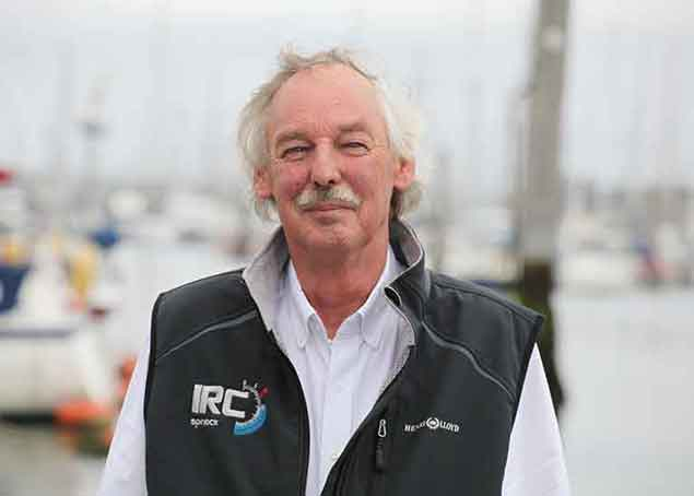 Mike Urwin RORC IRC 5