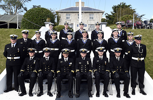 Naval _Service_ Reserve_Passing_ Out