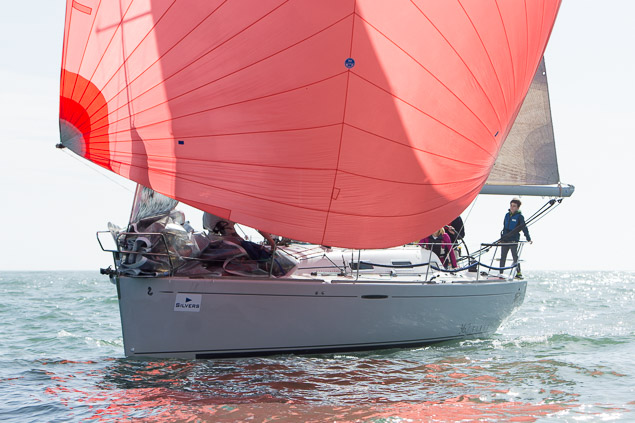 Naval Sailing Race cork1