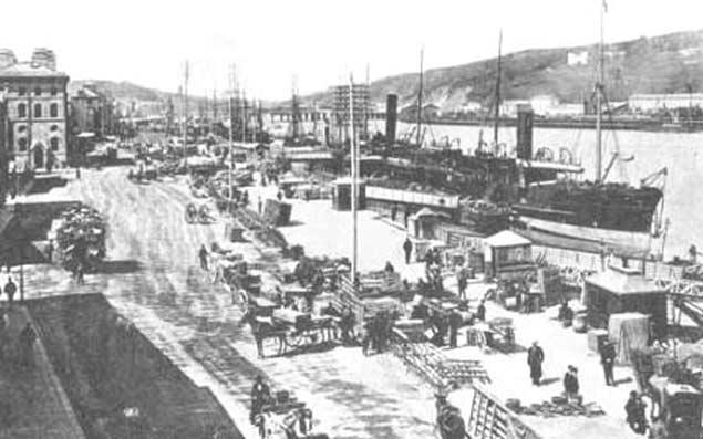 12 quais de waterford 1900