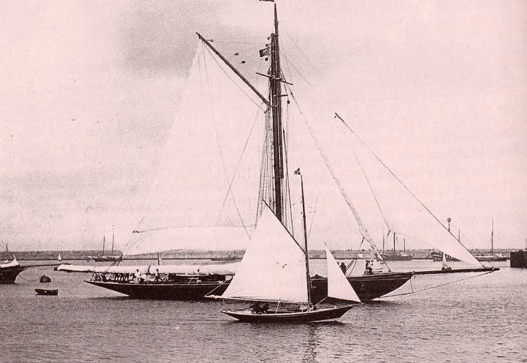 Le «Britannia Ideal» est-il le plus beau yacht jamais construit en Irlande?