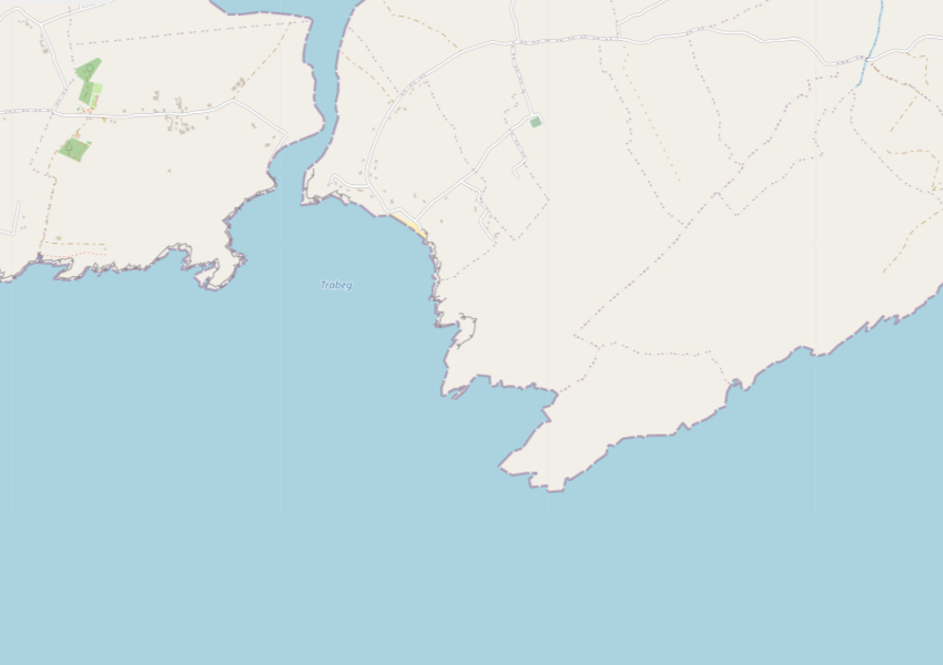 Cinn Aird, east of Dingle in Co Kerry (Photo: OpenStreetMap)