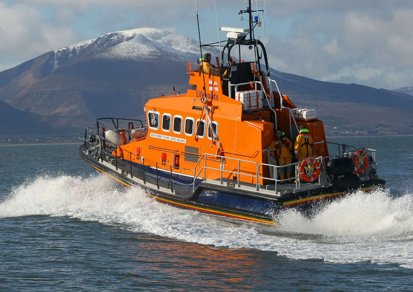 File image of Fenit RNLI's all-weather lifeboat (Photo: RNLI/Fenit)