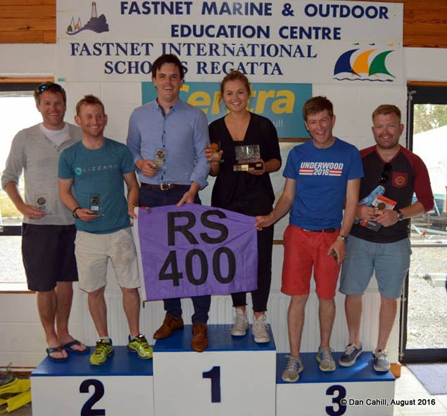 RS400 Prize Giving