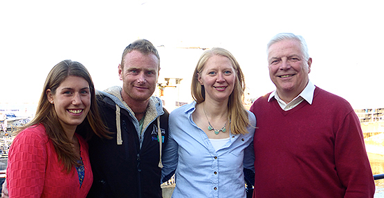 Salome Ronan Siochru Louise Gray Peter Beamish6