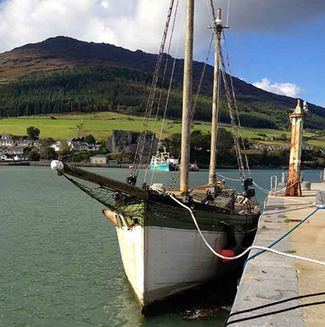 Silvery Light Carlingford18