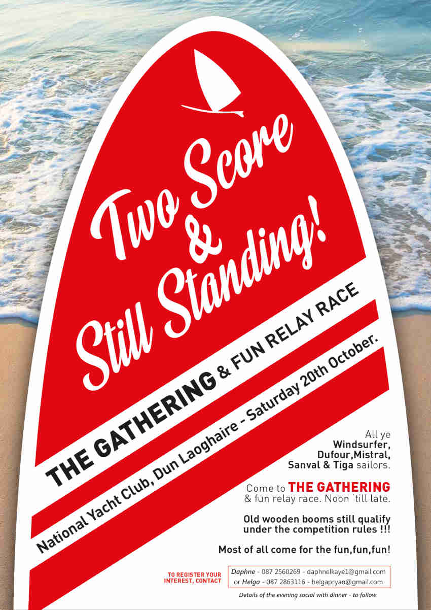 Two Score and Still Standing Gathering 2018