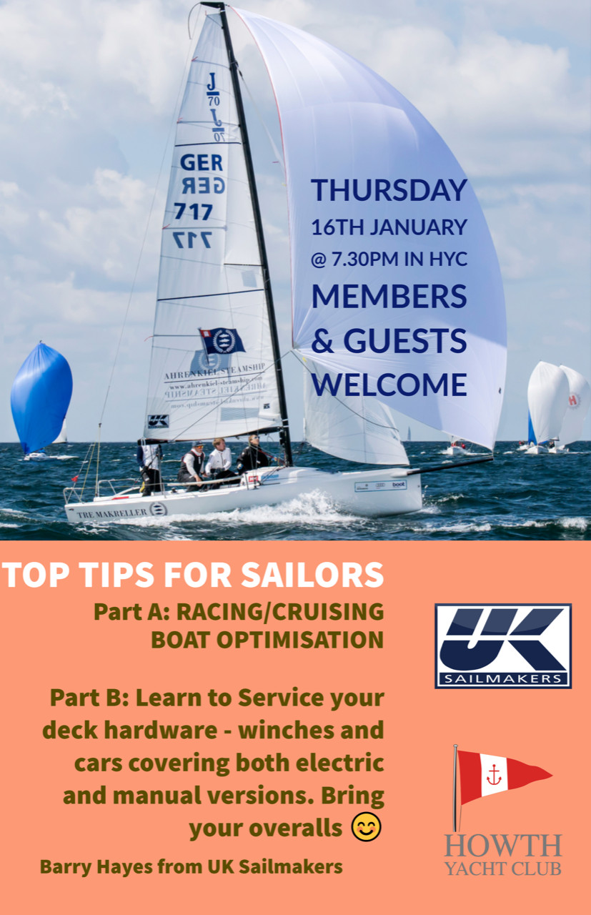 UK Sailmakers Flyer