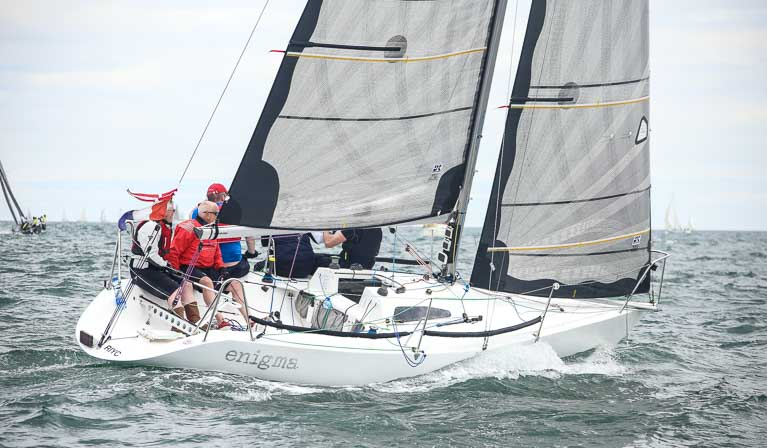 UK sailmakers ireland enigma 1448