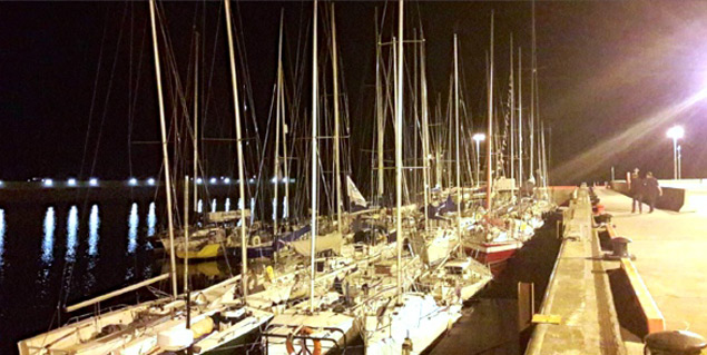 WIORA fleet by night2
