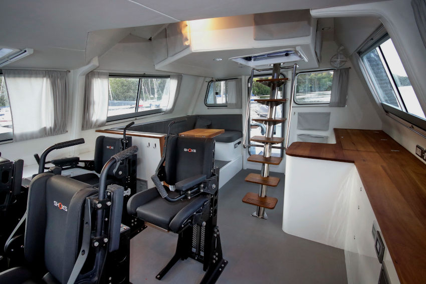 XSV20 Safehaven 2 interior