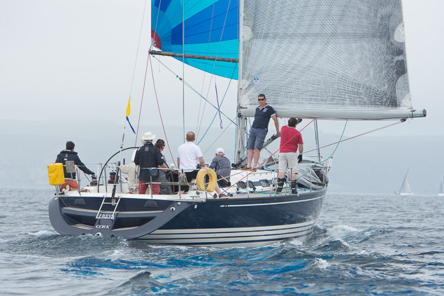 Sovereign's Cup Kinsale Sailing