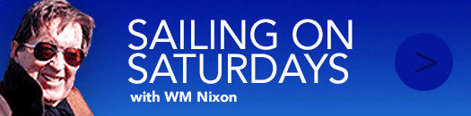 W M Nixon - Sailing on Saturday