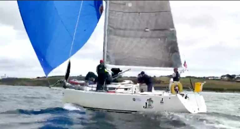 beaufort fastnet finish14