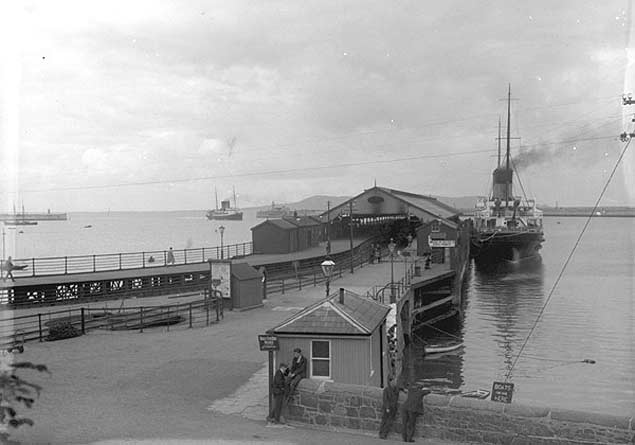 carlisle pier ferries8