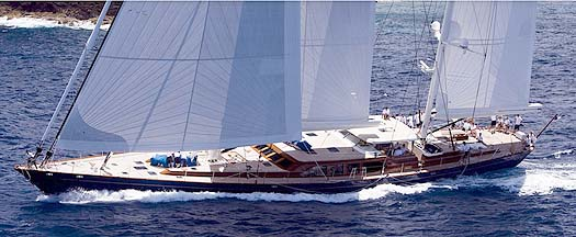 superyacht christopher