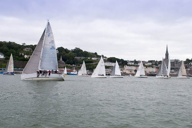 cobh blackrock sailing