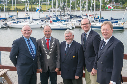 cork week officials 2014