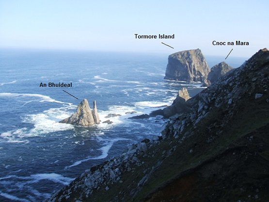 The Sea Stacks of Donegal