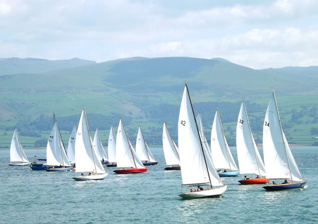 Royal Anglesey Fife yachts